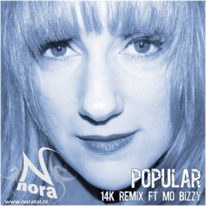 Cover of Popular Remix ft Mo Bizzy