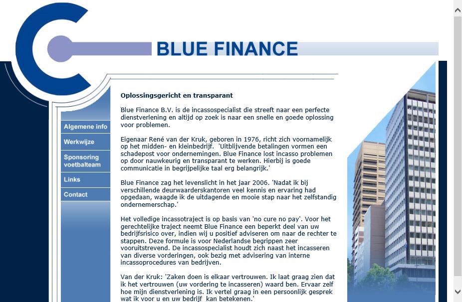 Blue Finance
