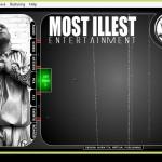 Most Illest Entertainment - Music Controls