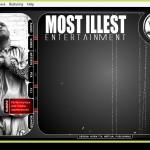 Most Illest Entertainment - Site navigation
