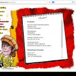 Pietje Bell - Contact page