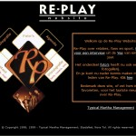 Re-Play - Home
