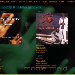 Skinny Scotty & B-Man - info page