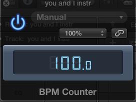 This beat it 100 BPM