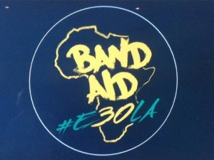 Band Aid 30 logo