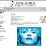 Ineke Sommer landing page