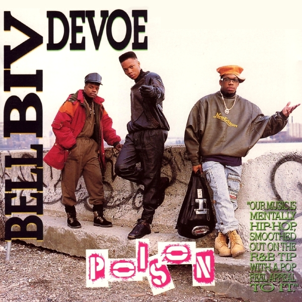 "25th anniversary of ""Poison"" by Bell Biv Devoe (BBD)"
