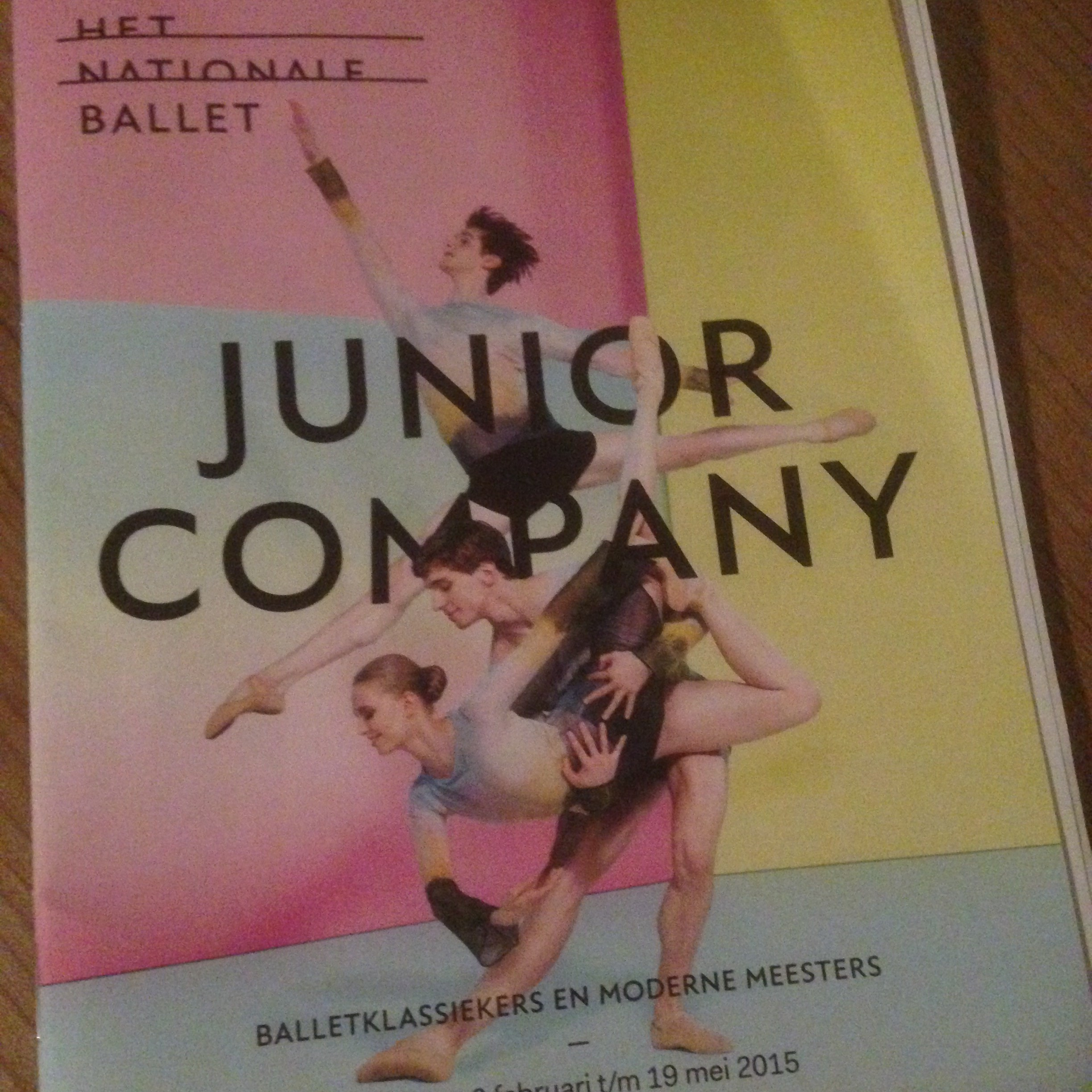 The Junior Company of the National Ballet