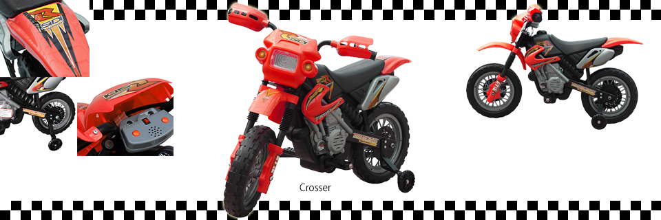 Crosser for kids