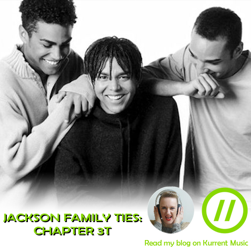 Jackson Family Ties: Chapter 3T