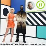 Katy B and Tinie Tempah