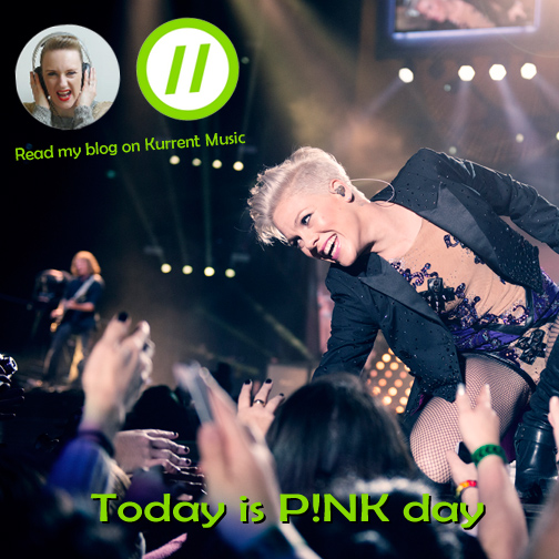 Today is a P!nk day