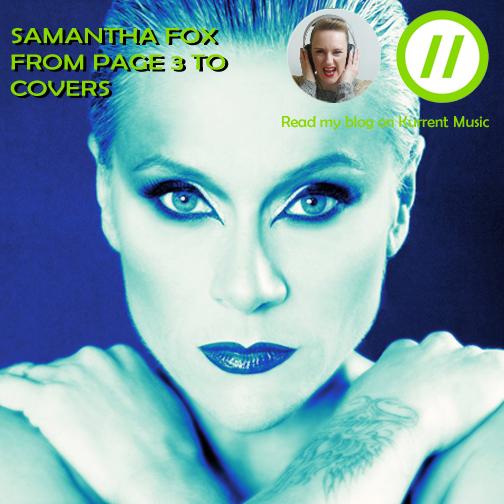 Review: Samantha Fox – Hot Stuff