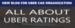 Uber ratings blog