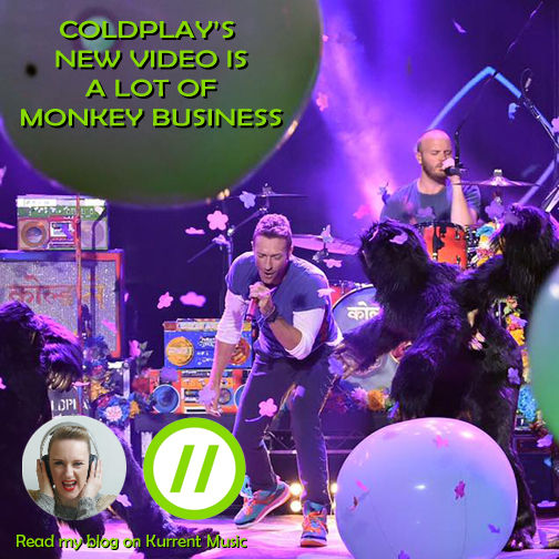 Video review: Coldplay – Adventure of a Lifetime