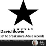 David Bowie breaks records