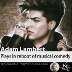 Adam Lambert brings horror