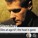 Glenn Frey dies