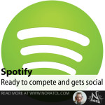 Spotify gets social