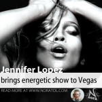 Jennifer Lopez hits Vegas