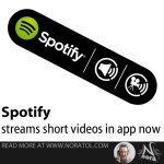 Spotify adds video