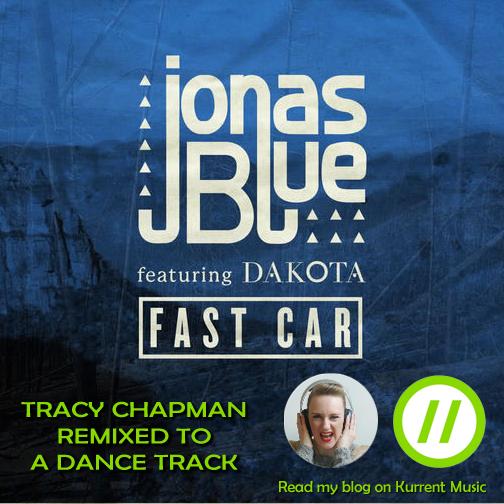 Single review: Jonas Blue ft Dakota – Fast Car