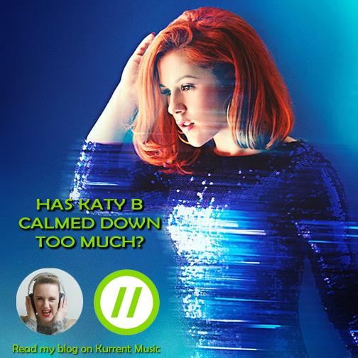 Single Review: Katy B – Calm Down
