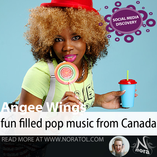 Social Media Discovery: Angee Wings