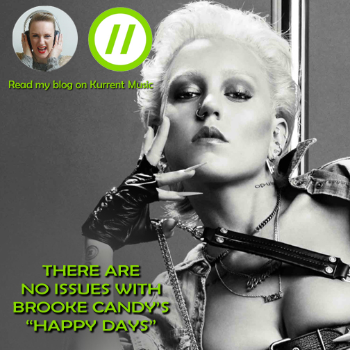 Brooke Candy's Happy Days