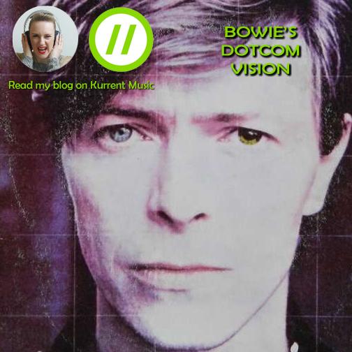 David Bowie's DotCom Vision