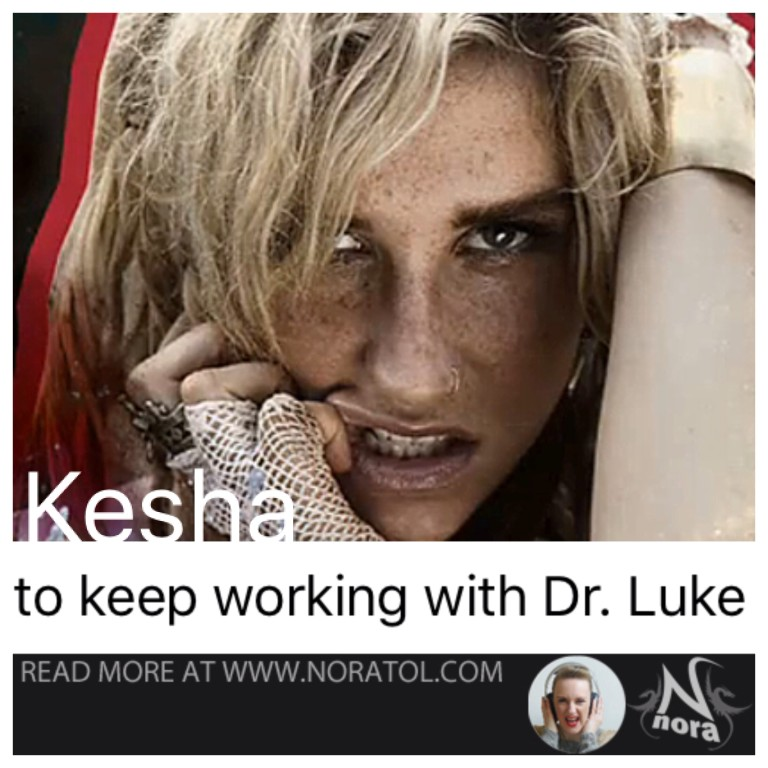 all about kesha