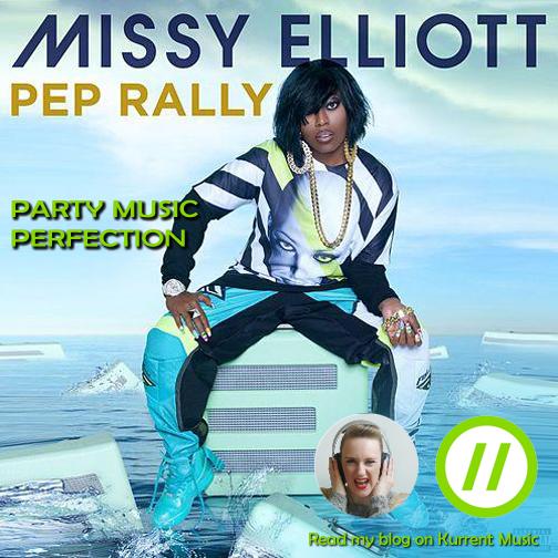 Single Review: Missy Elliott – Pep Rally
