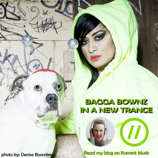 Bagga Bownz in a new trance