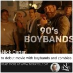 Nick Carter's Dead 7 movie