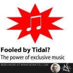 Feeling fooled by Tidal?