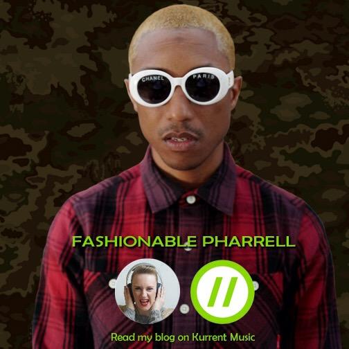 Fashionable Pharrell