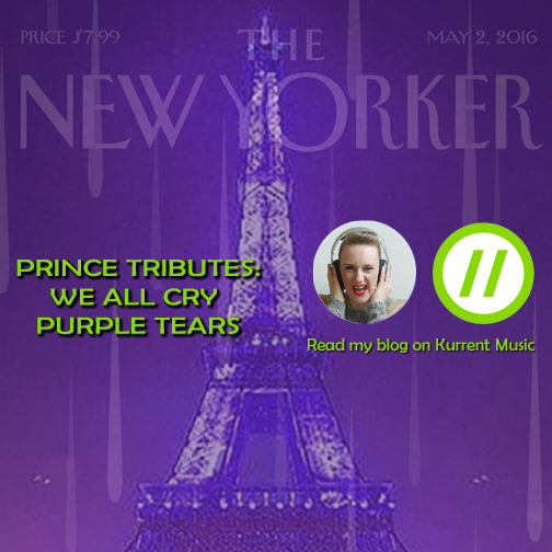 The loss of Prince: Crying a river of purple tears