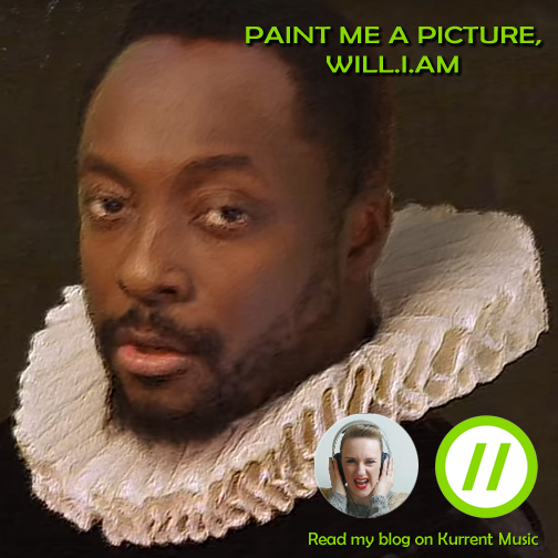 Will.I.Am's Power Of 3