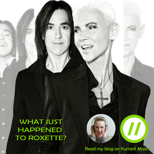 What just happed to Roxette?