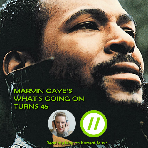 Marvin Gaye's What's Going On turns 45