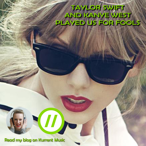 Taylor Swift and Kanye West – We Are So Stupid