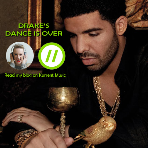 Drake's 15 week dance ends