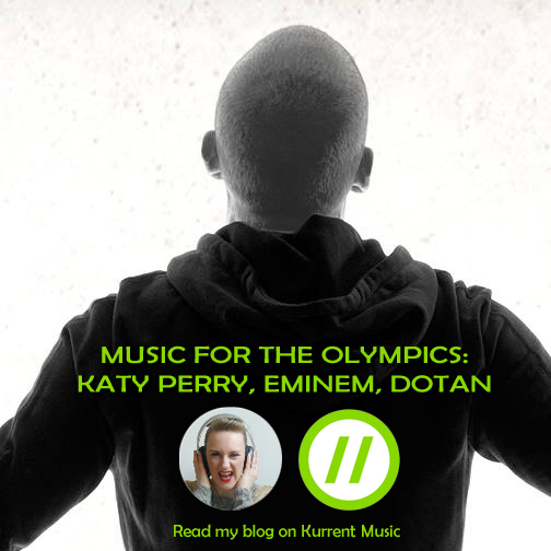 Music for Olympics athletes