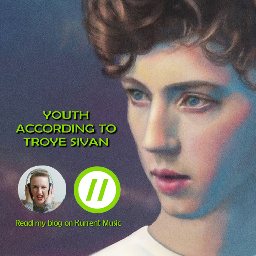 Youth according to Troye Sivan