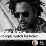 Kravitz designs for Rolex