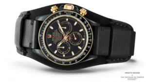 Daytona Rolex by Kravitz Design