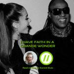 Ariana Grande / Stevie Wonder