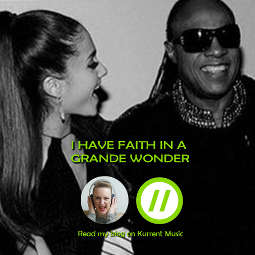Song review: Ariana Grande & Stevie Wonder – Faith
