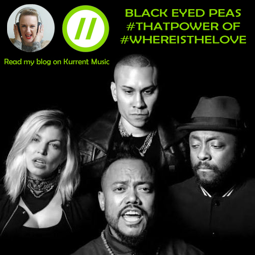 Song review: Black Eyed Peas – Where is the love 2016