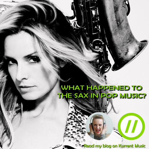What happened to sax in music?